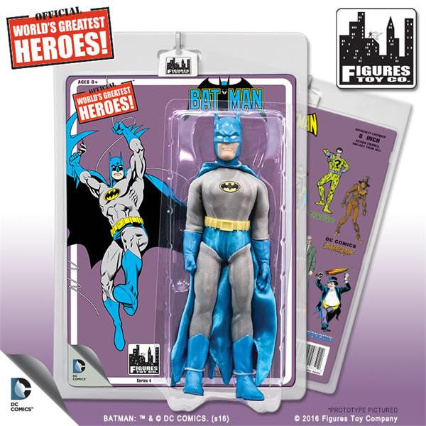 Batman Retro 8 Inch Action Figures Series 4: Batman