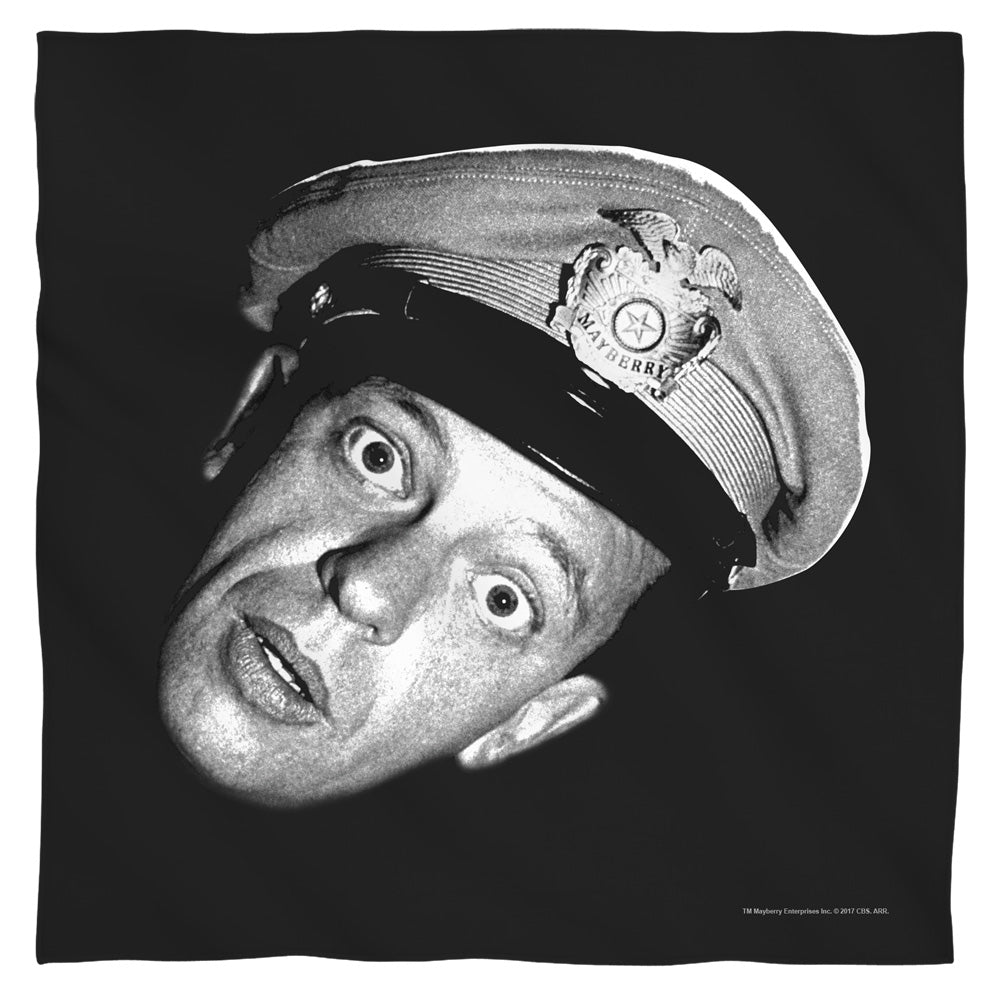Andy Griffith Show - Barney Head Bandana