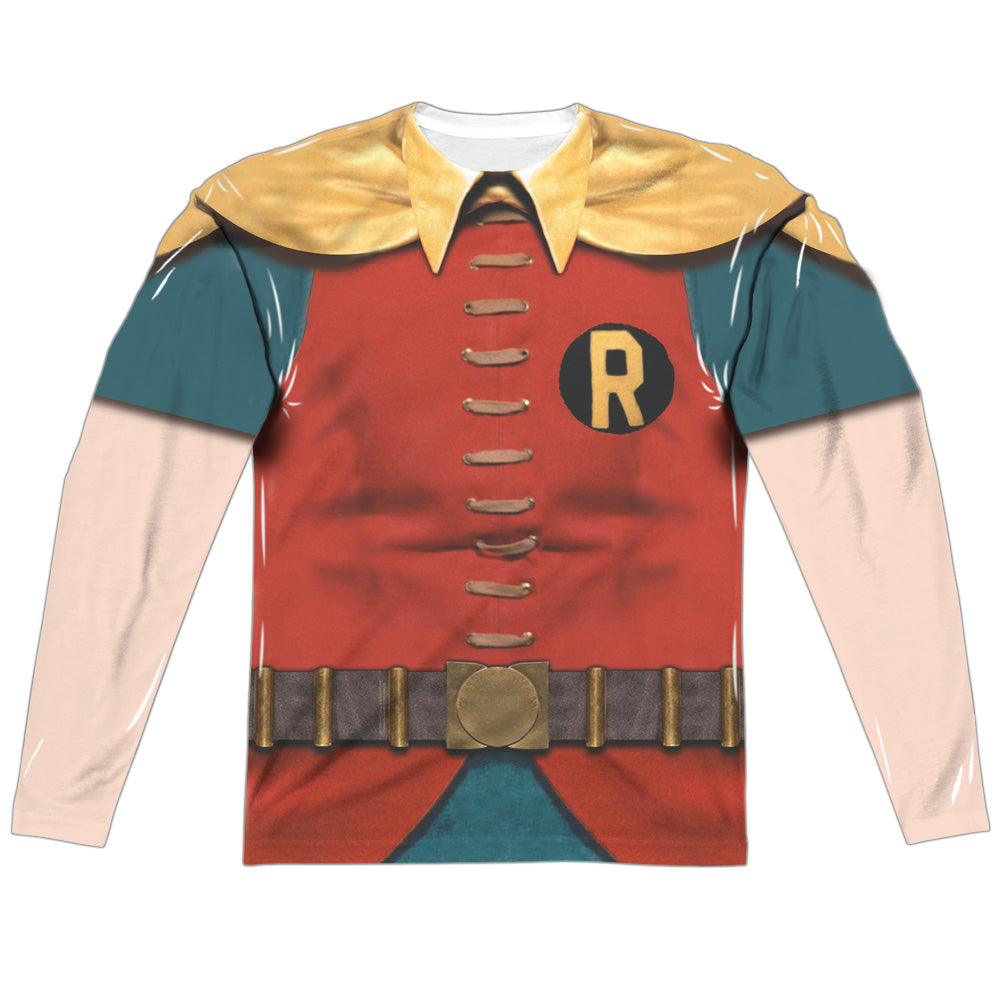 Batman - Classic Robin Costume (front & back)