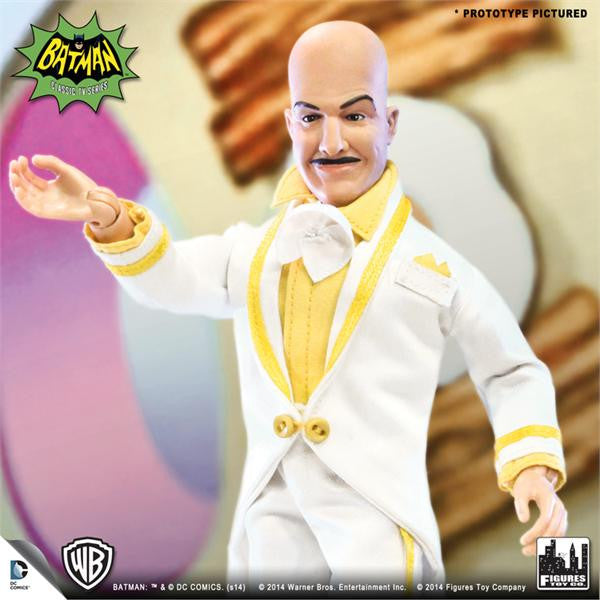 Batman Classic TV Series 8 Inch Deluxe Figurine: Egghead