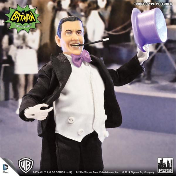 Batman Classic TV Series 8 Inch Deluxe Figurine: The Penguin