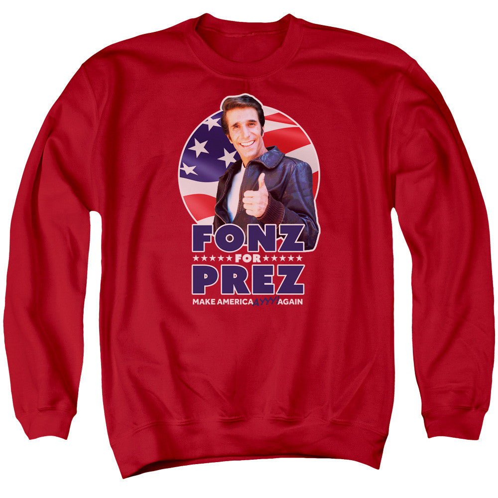 Happy Days - Fonz for Prez