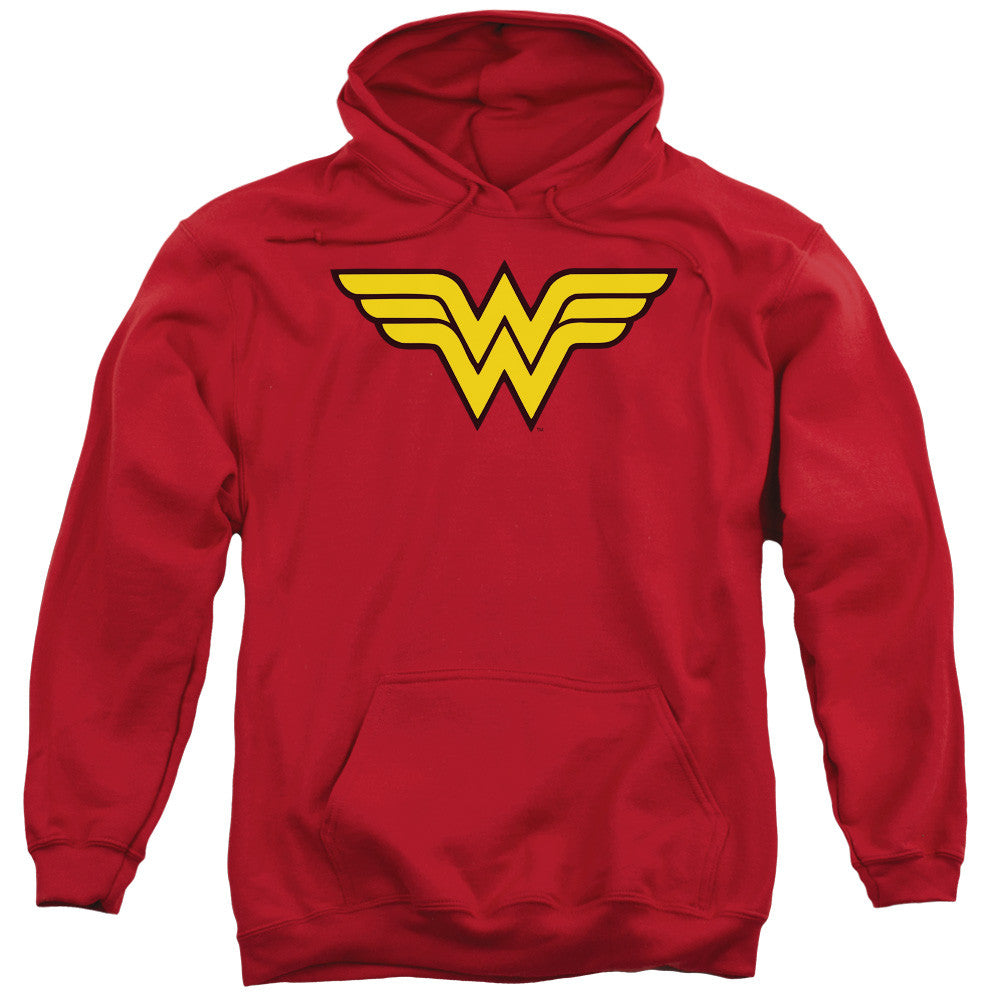 Wonder Woman - Logo with Black