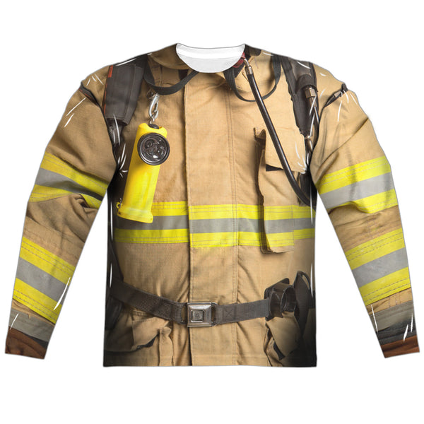 Firefighter Costume (front & back)