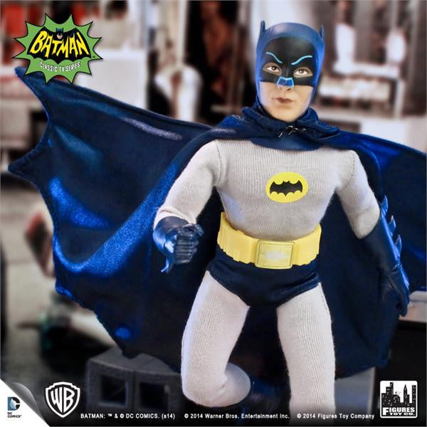 Batman Classic TV Series 8 Inch Deluxe Figurine: Batman