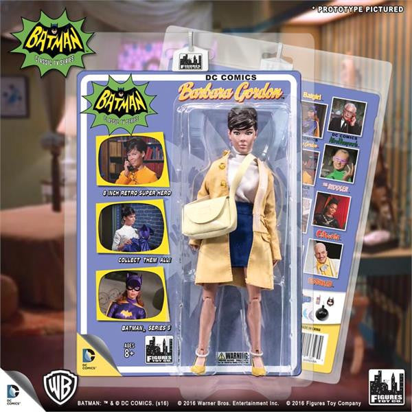 Batman Classic TV Series Deluxe Figurine: Barbara Gordon