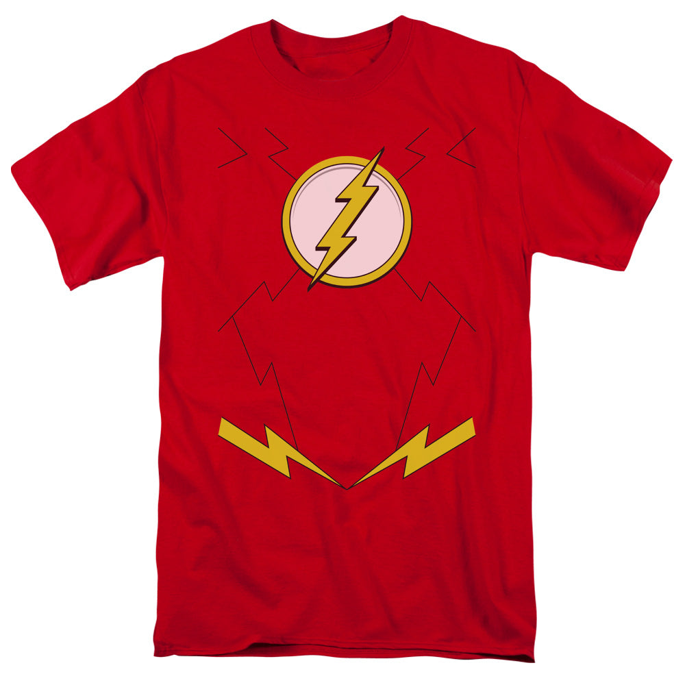 Justice League - New Flash Uniform
