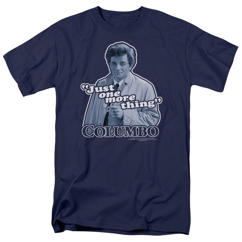 Columbo - Just One More Thing $19.95