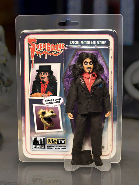 Svengoolie 8-Inch Action Figure
