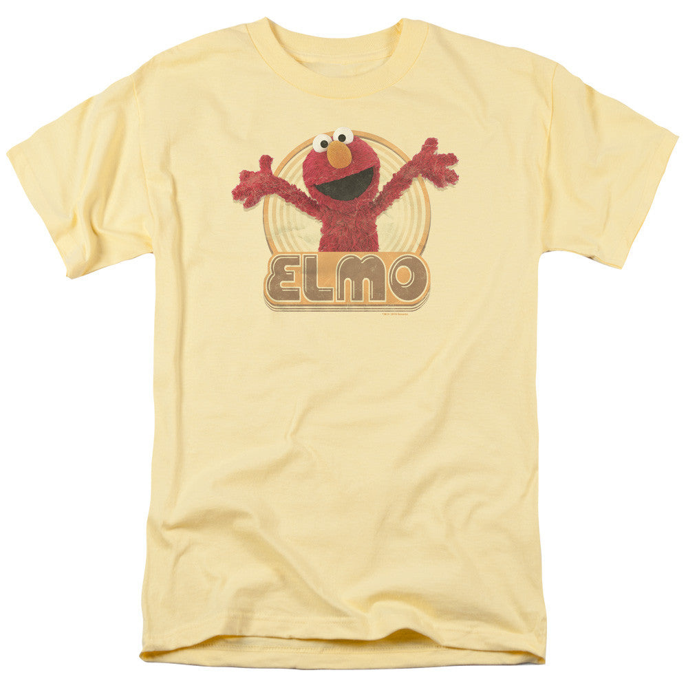 Sesame Street - Elmo Iron On