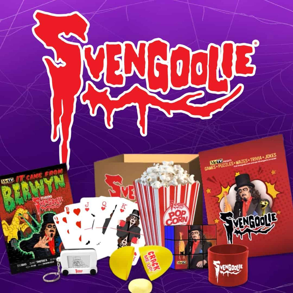 The Svengoolie At Home Box