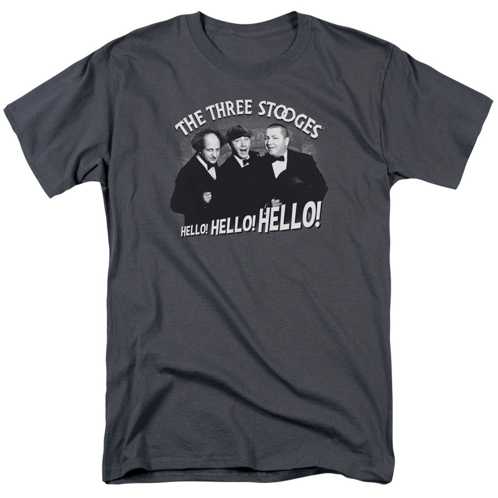 Three Stooges - Hello!