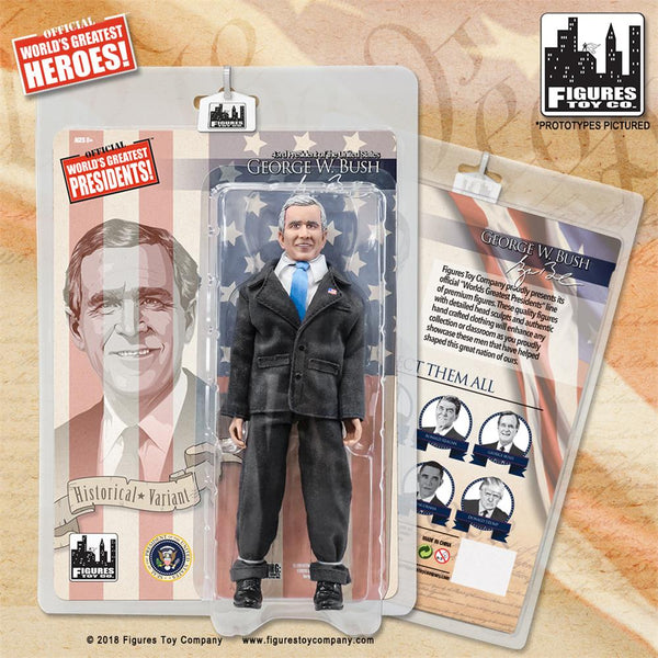 Presidential Series: George W. Bush