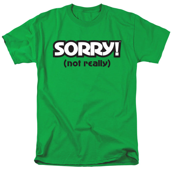 Sorry - Not Sorry