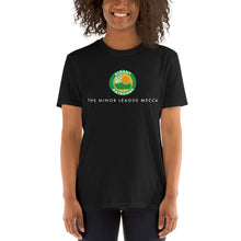 Load image into Gallery viewer, Albany Patroons - The Minor League Mecca Short-Sleeve Unisex T-Shirt
