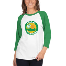 Load image into Gallery viewer, Patroons Throwback 3/4 sleeve Raglan