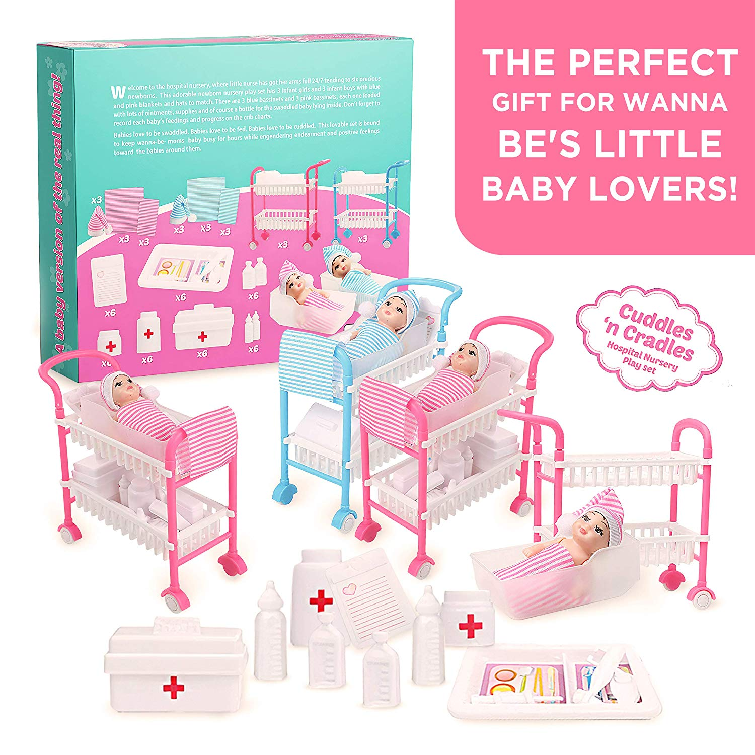 beverly hills doll collection newborn hospital nursery