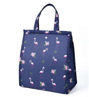 "Sac isotherme ""Flamant Rose"""