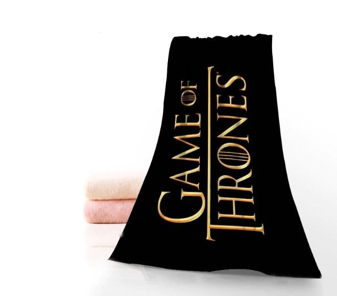 "Serviette de plage ""Game Of Thrones"""