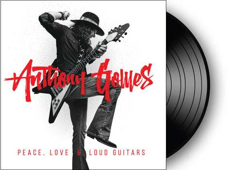 Peace, Love & Loud Guitars (Vinyl)