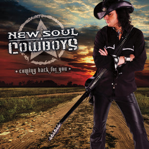 New Soul Cowboys - Coming Back For You (CD)
