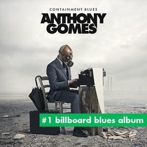 Containment Blues (CD)