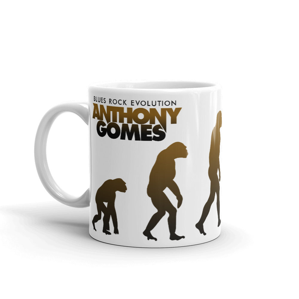 Blues Rock Evolution Mug