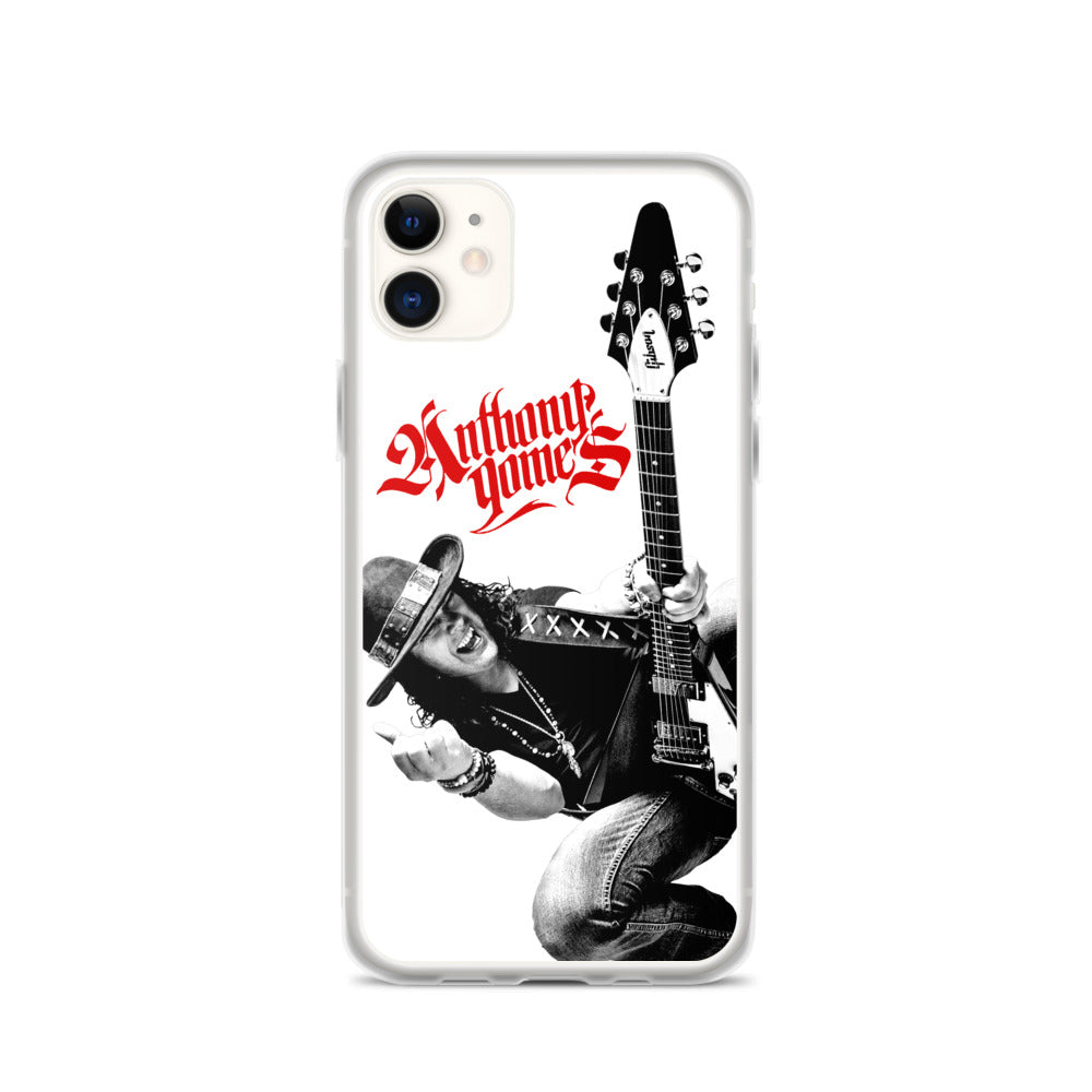 Gomes Guitar Face iPhone Case