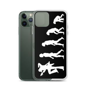 Blues Rock Evolution iPhone Case