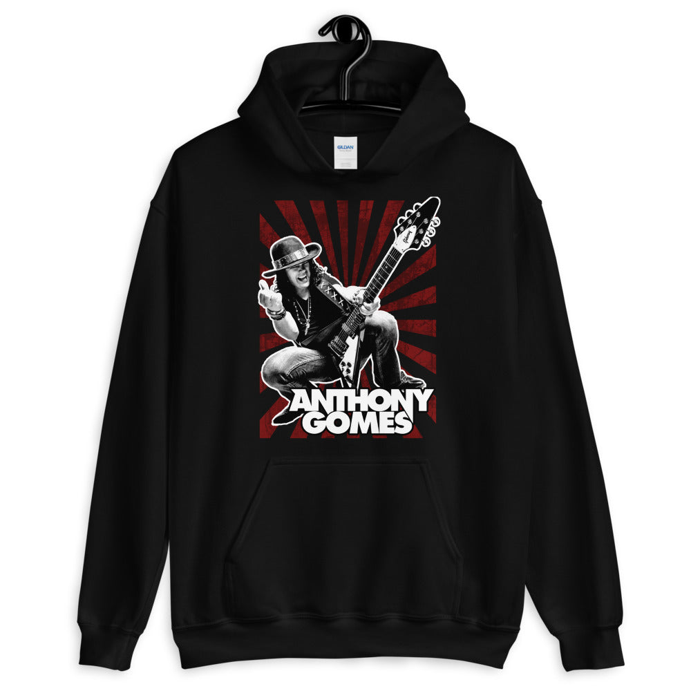 Guitar Power Unisex Hoodie (Available in 3 Colors)