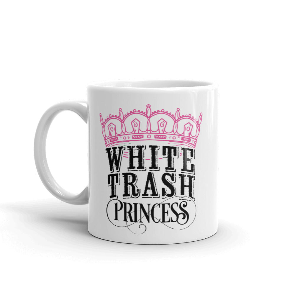 White Trash Princess Mug