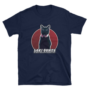 Loki Gomes Unisex T-Shirt (Available in 4 Colors)