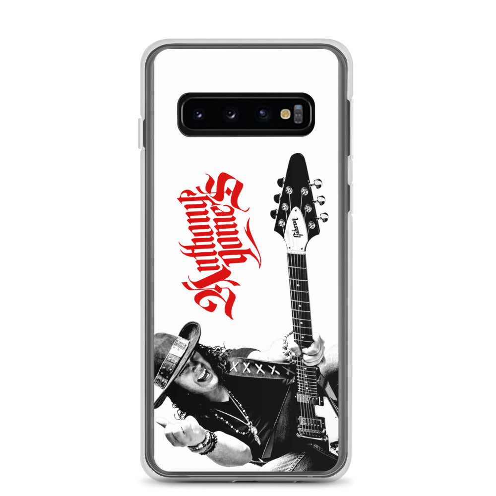 Gomes Guitar Face Samsung Case
