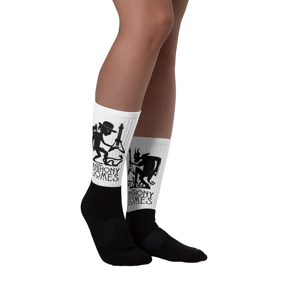 Anthony Gomes Stealin' From The Devil Socks