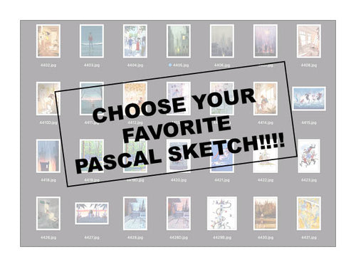 Choose Your Own Sketch