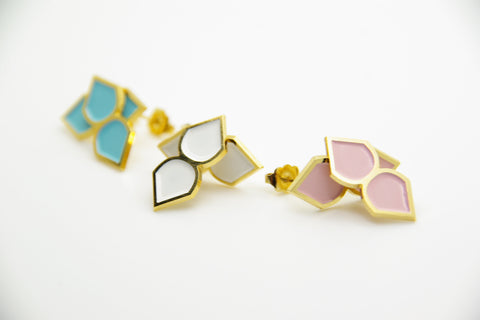 Anne Thomas - Earrings - Kudecoeur