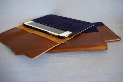 Atelier Saint Loup - iPad Mini Case - Kudecoeur