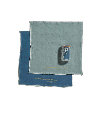 Bed and Philosophy - Napkins - Kudecoeur