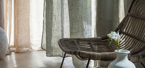 Curtain 100% Hemp