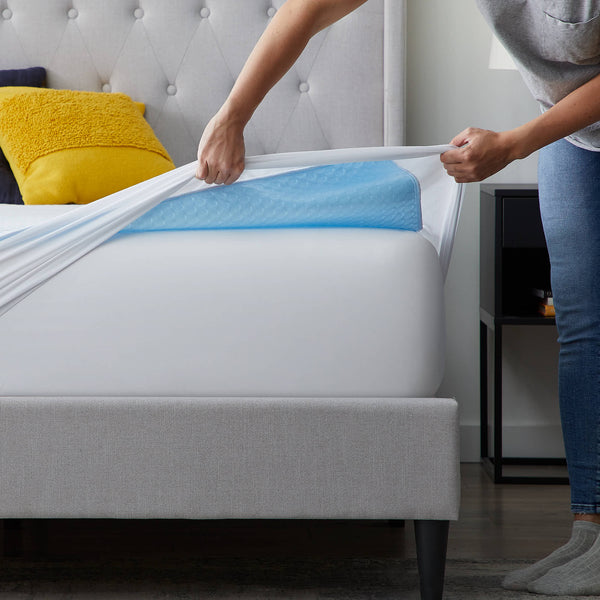 REMTEK® + IceTek™ Five Sided Mattress Protector