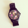 Floral Love Metal Watch