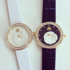 White Rose Watch