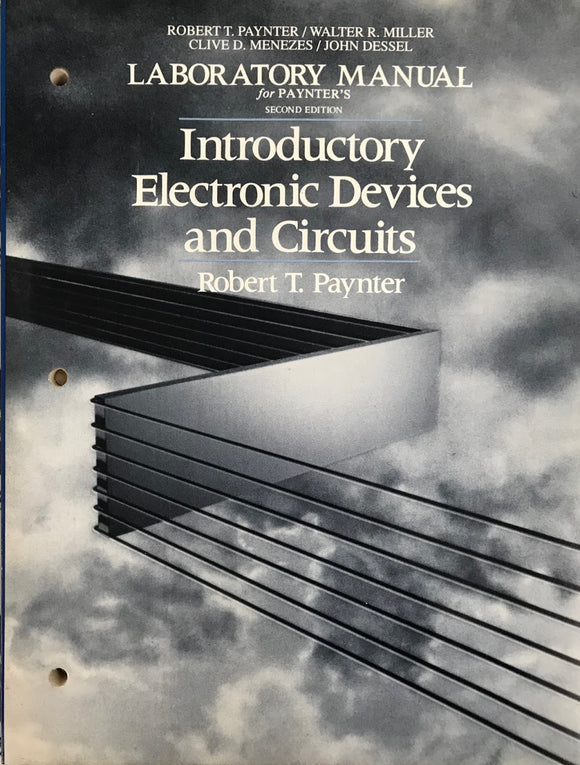Laboratory Manual: Introductory Electronic Devices and Circuits