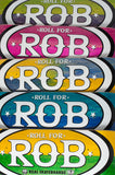 ROLL FOR ROB TWO TONE - ACTIONS REALIZED (ASSORTED)