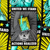 UNITED WE STAND - PIN