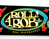 ROLL FOR ROB BY GONZ