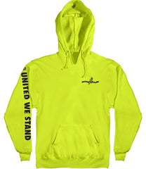 UNITED WE STAND - YELLOW PULLOVER
