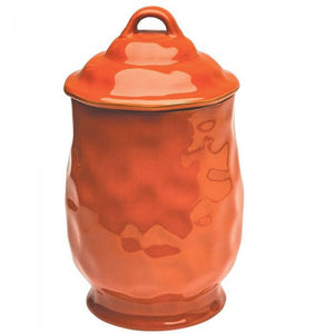 Cantaria Large Canister - Persimmon