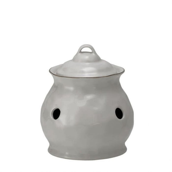 Cantaria Garlic Keeper - Greige