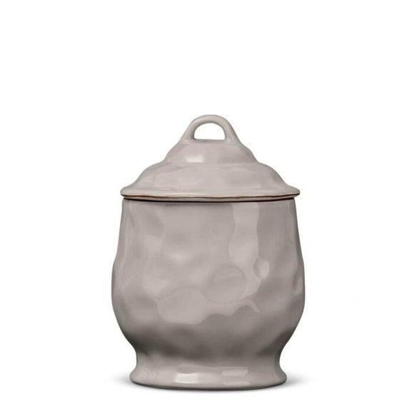 Cantaria Small Canister - Greige